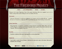 The FireStorm Project